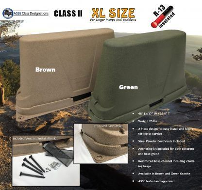 Buy The Best Insulated Backflow Enclosures