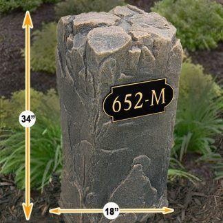 street address rock