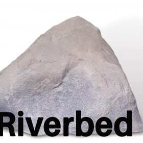 Riverbed DekoRRa Model 101 Fake Rock