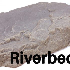 Riverbed DekoRRa Fake Rock 108