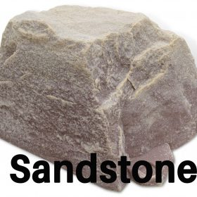 Sandstone DekoRRa 106 Faux Rock Cover
