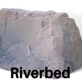 DekoRRa Mock Rock Model 110 Riverbed