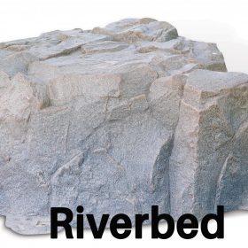 DekoRRa Riverbed 111 Fake Rock