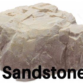 Sandstone DekoRRa 111 Faux Septic Rock