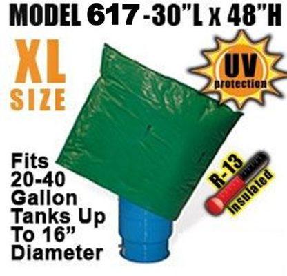 40 Gallon Well Tank Insulation Bag