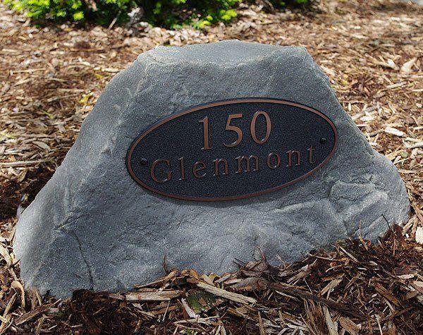 House Address Rock 105-650M
