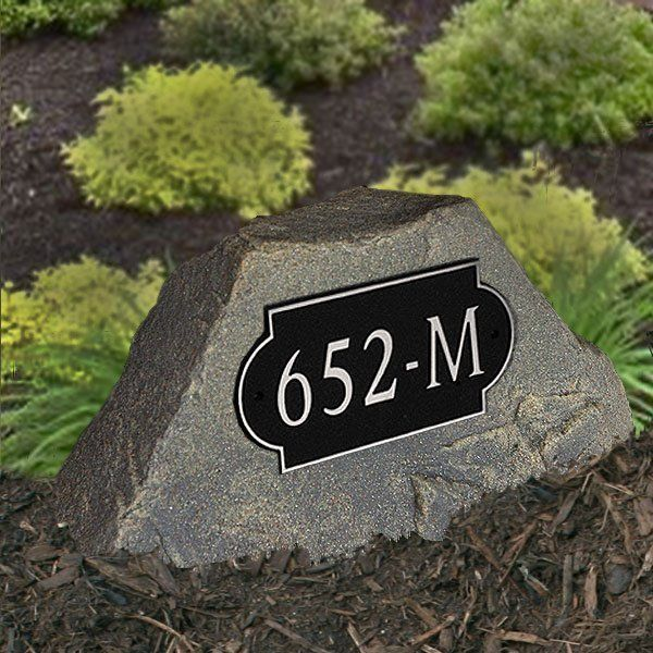 House Address Rock 105-652M