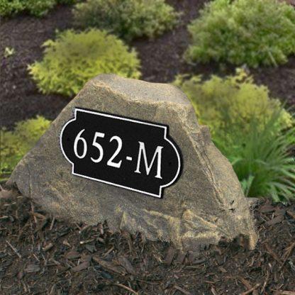 House Address Rock 105-652M