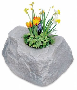 Dekorra Faux Rock Garden Planter Model 132
