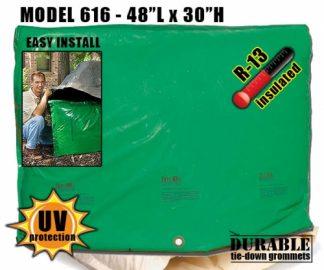 Well Pump Pressure Tank Insulation Bag Blanket 60 Quot L X 60 Quot H