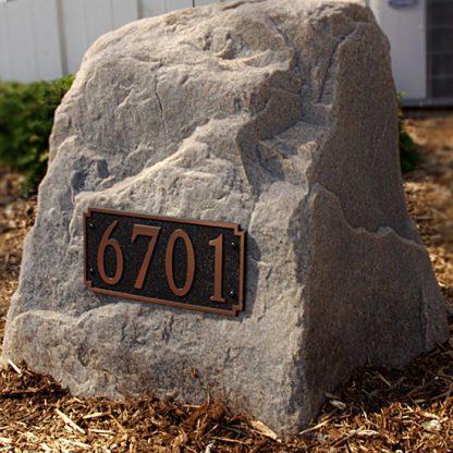 House Address Rock 102-647M