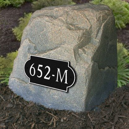 House Address Rock 102-652M