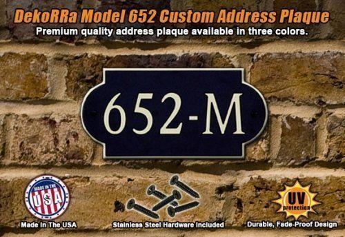 House Address Rock 102-652M